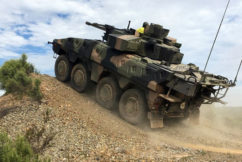 Queensland wins race for Army's $5 billion combat vehicle spend