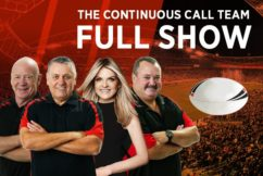 Continuous Call Team: Full Show Podcast 24th March 2018