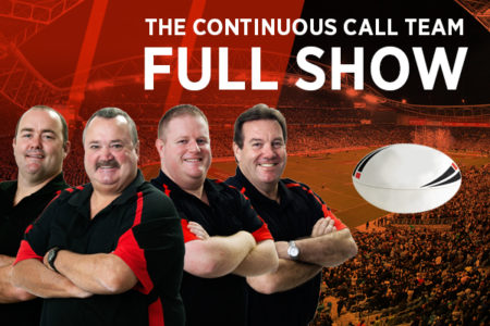 The Continuous Call Team – March 18th, 2018