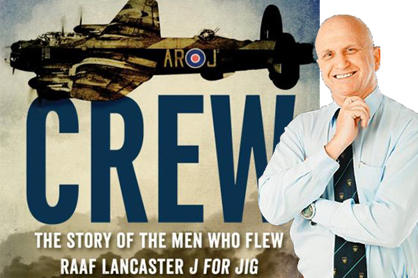 The untold story of a Lancaster bomber crew shot down in WWII
