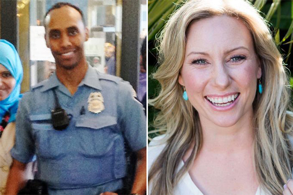 Article image for US police officer charged with murdering Australian woman Justine Damond