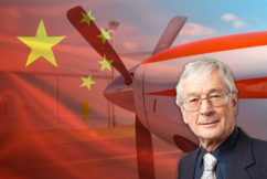 Dick Smith warns about China buying Aussie pilot schools