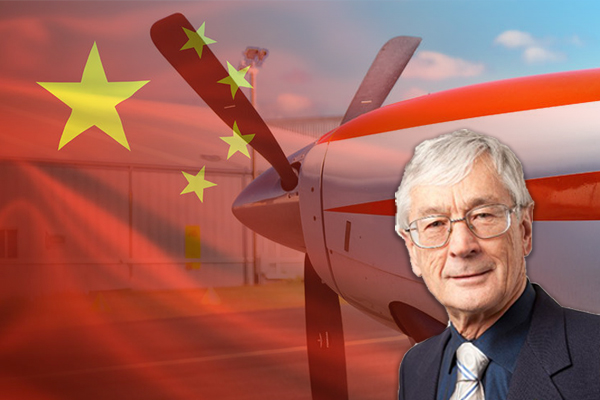 Article image for Dick Smith: Chinese companies taking over our airports 'complete madness'