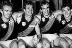 Special tribute to famous footy family fighting MND