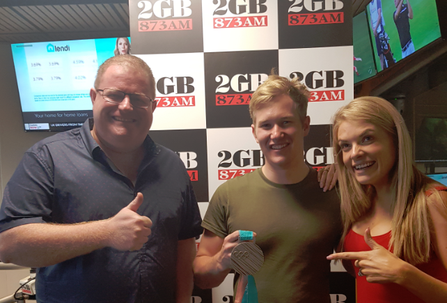 Erin and Mark are joined by some serious bling!