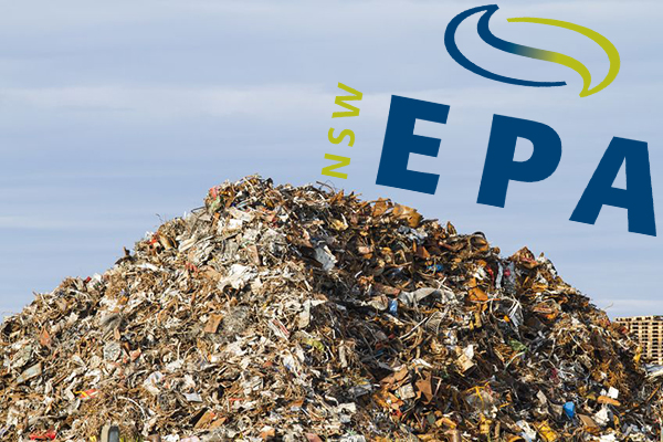 Article image for EPA accused of enabling illegal dumping