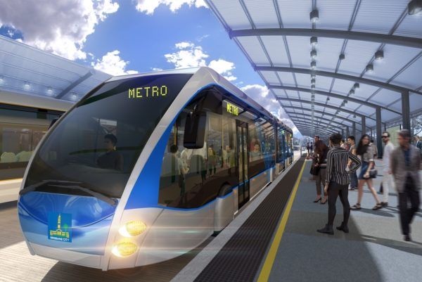 Brisbane Metro pushed forward