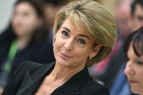 Article image for Senior government minister backs Michaelia Cash