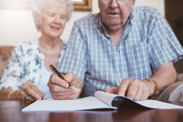 Pensioners losing out as interest rates continue to fall