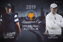 It's official! Tiger Woods is coming to Australia