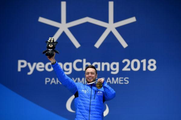 Brisbane boy's Paralympic gold medal