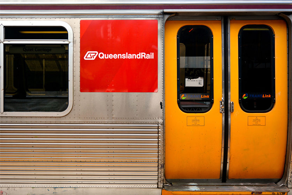 Queensland Rail spruik new driver figures