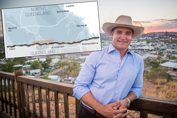 Renewed push for Queensland to be split into two states