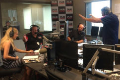 VIDEO   Erin Molan's maternity leave plan has everybody in stitches