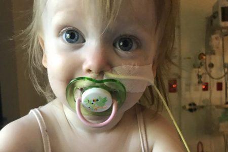 Help Matilda get life saving surgery