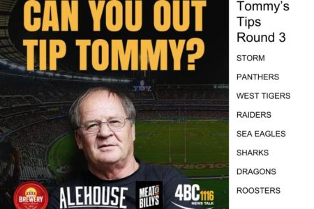 Tommy's Tips