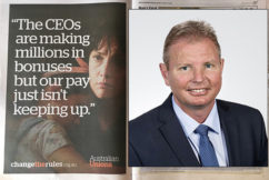 Federal MP slams dishonest union advertising campaign