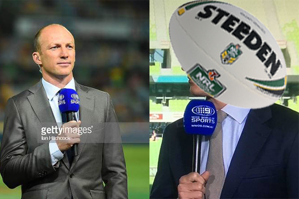 Is Darren Lockyer's hair the greatest comeback in Rugby League history?
