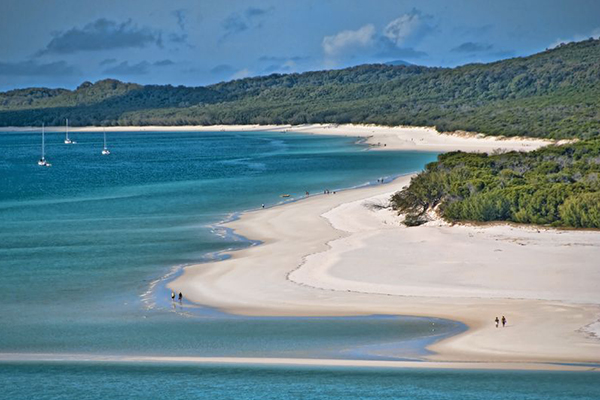 Article image for Two dead after helicopter crash off Whitsundays
