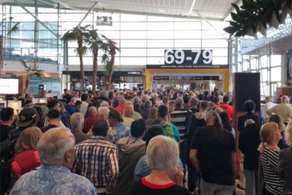 Brisbane Airport in lockdown as police investigate security concern