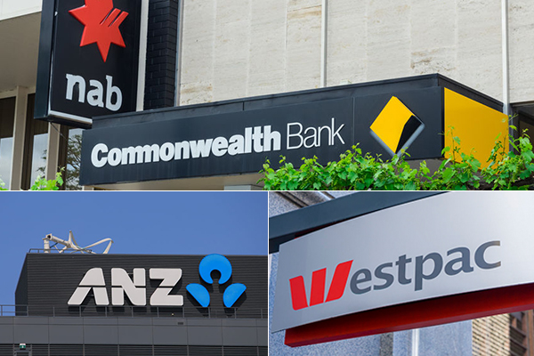Article image for Banks expected to take a hit in half-yearly results