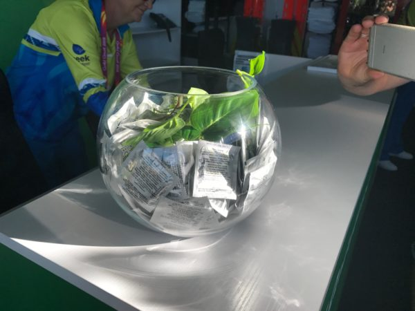 The story behind the Condom Bowl at the Commonwealth Games Village