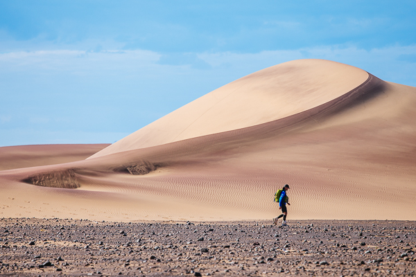 Four deserts, 1000kms, all for charity