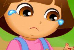 Federal Treasurer gives Dora the swipe