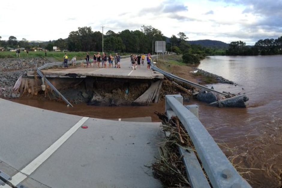 One year on from Logan Floods