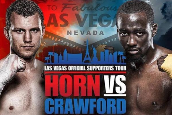 """Jeff Horn's promoter labels US boxing superstar """"soft"""""""