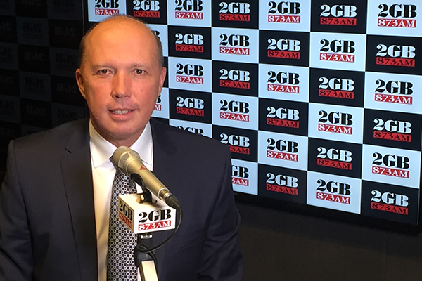 Article image for Peter Dutton: 'If this continues… somebody will die'