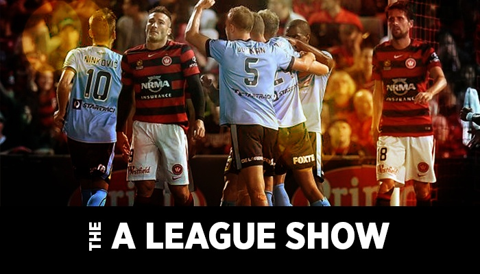 The A-League Show – May 6th 2018