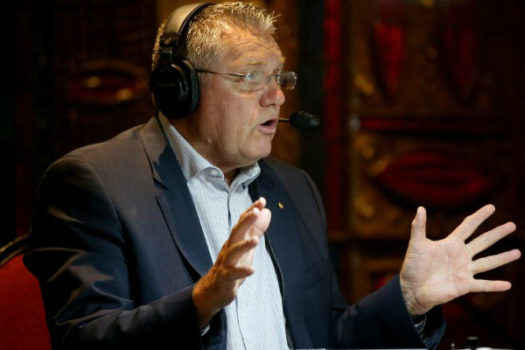 Ray Hadley blasts The Footy Show critics