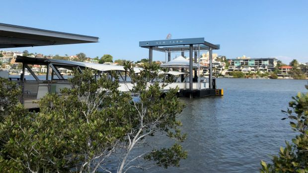 Parts of New Farm ferry terminal to be outsourced