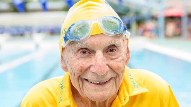 Brisbane world record holder turns 100