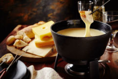 Happy belated World Fondue Day!