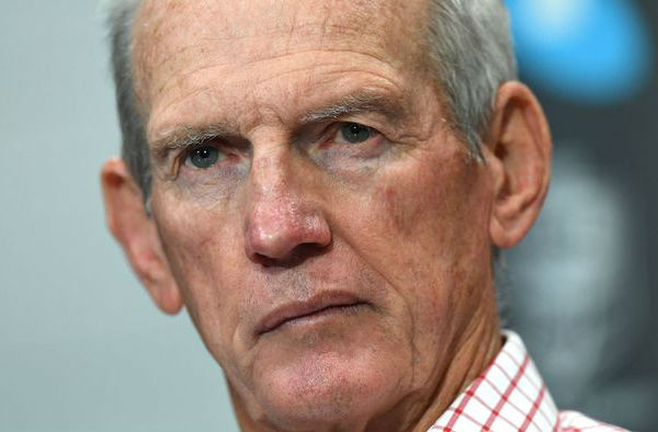 Why Wayne Bennett walked out of press conference