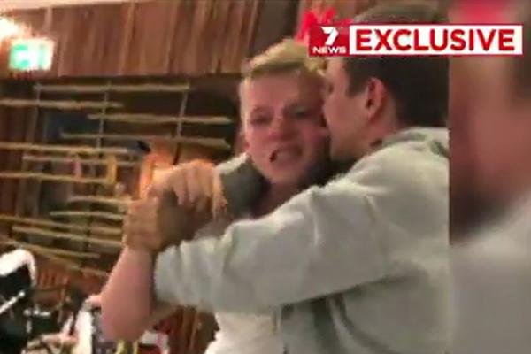 Article image for WATCH | 13yo boy bitten by man in disgraceful attack