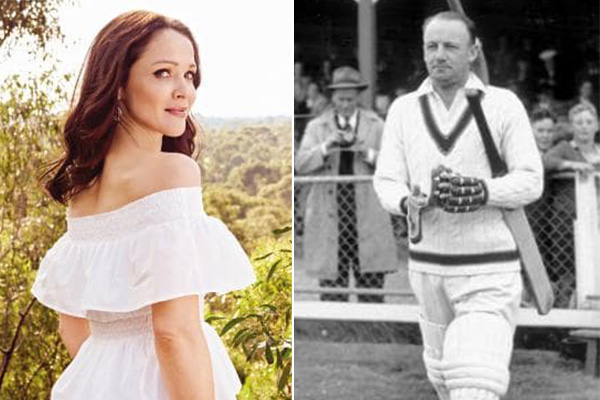 Article image for Sir Donald Bradman's granddaughter is 'the talent in the family'