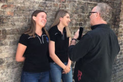 Young Aussie singers share their special connection to Villers-Bretonneux