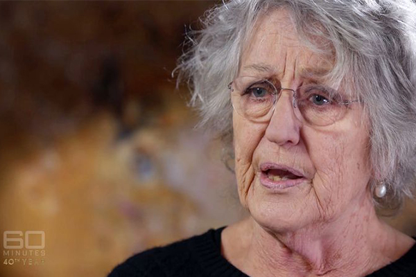 So-called feminist Germaine Greer gives Royal Wedding a bleak outlook