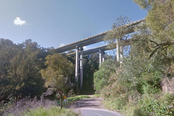 Base jump terror: Emotional witness describes seeing man plunge from bridge