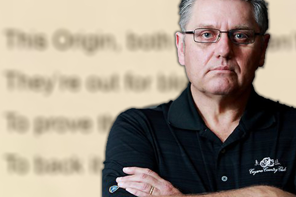 Ray Hadley refuses to read 'nonsense' NRL ad, tears up script live on air