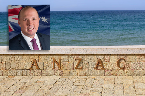 Article image for Peter Dutton says 'we should be very proud'