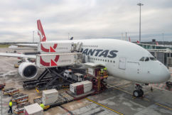 Qantas catering staff threatening to strike