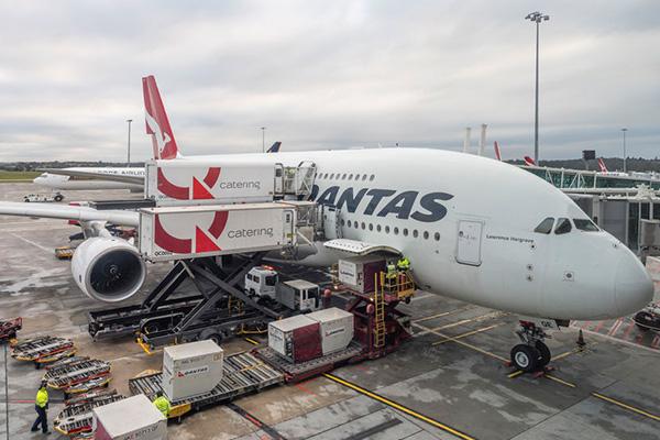 Qantas catering staff threatening to strike stopboris Images