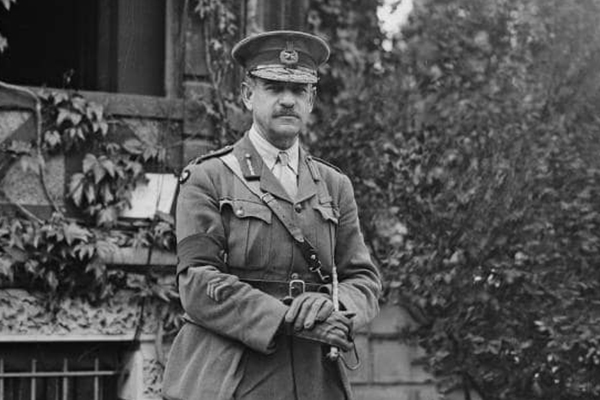 Article image for Great-grandson of Sir John Monash, 'his life hadbeen a preparation'