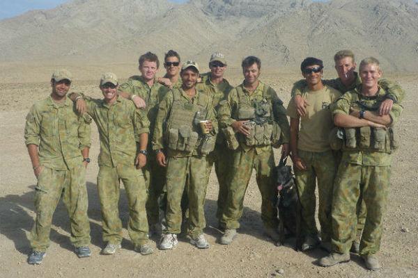 Brisbane memorial push for Afghanistan diggers