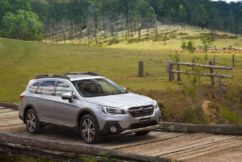 Subaru Outback is an assured drive