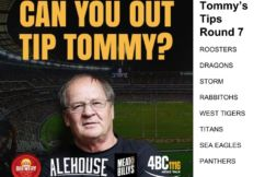 Tommy's Tips Week 7